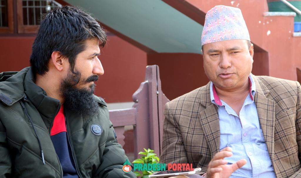 birat anupam and chintan tamang pradeshportal 1